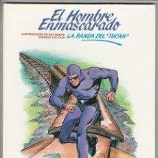 Cómics: BURU LAN. EL HOMBRE ENMASCARADO. 14.. Lote 271330353