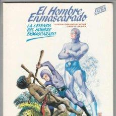 Cómics: BURU LAN. EL HOMBRE ENMASCARADO. 1. Lote 271330883