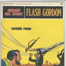 Cómics: BURU LAN. H�ROES DEL C�MIC. FLASH GORDON. 84. Lote 271344573