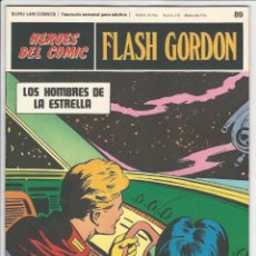 Cómics: BURU LAN. H�ROES DEL C�MIC. FLASH GORDON. 89. Lote 271344588