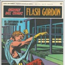 Cómics: BURU LAN. H�ROES DEL C�MIC. FLASH GORDON. 42. Lote 271351993