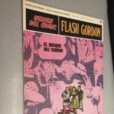 Cómics: FLASH GORDON Nº 48: EL BOSQUE DEL TERROR / HÉROES DEL CÓMIC - BURU LAN. Lote 294135058