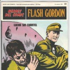 Cómics: BURU LAN. H�ROES DEL C�MIC. FLASH GORDON. 23. Lote 271351978