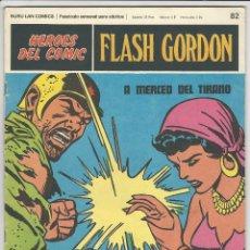 Cómics: BURU LAN. H�ROES DEL C�MIC. FLASH GORDON. 82. Lote 271352033