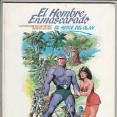 Cómics: BURU LAN. EL HOMBRE ENMASCARADO. 3. Lote 271353958