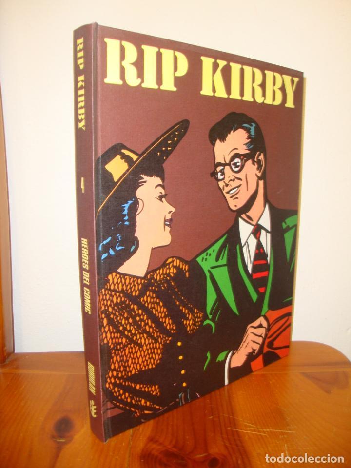 Cómics: RIP KIRBY. COMPLETO EN 4 TOMOS - BURU LAN, 1973, MUY BUEN ESTADO - Foto 3 - 271570333