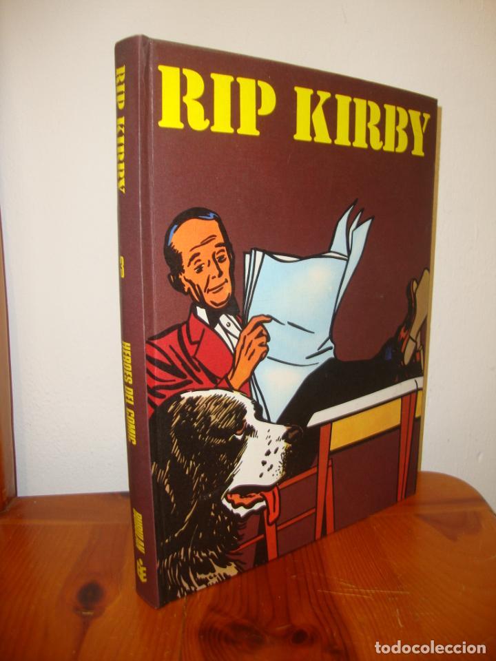 Cómics: RIP KIRBY. COMPLETO EN 4 TOMOS - BURU LAN, 1973, MUY BUEN ESTADO - Foto 4 - 271570333