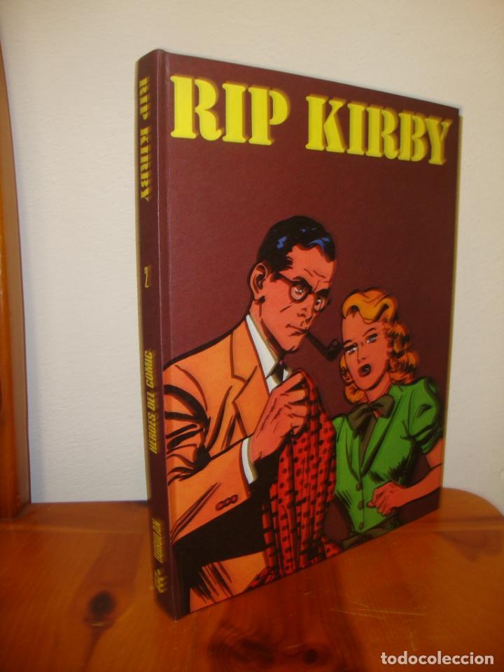 Cómics: RIP KIRBY. COMPLETO EN 4 TOMOS - BURU LAN, 1973, MUY BUEN ESTADO - Foto 5 - 271570333