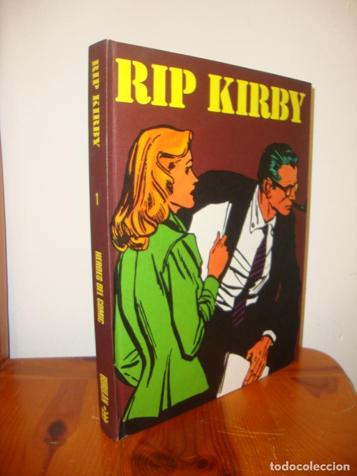 Cómics: RIP KIRBY. COMPLETO EN 4 TOMOS - BURU LAN, 1973, MUY BUEN ESTADO - Foto 6 - 271570333