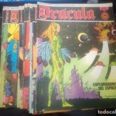 Cómics: LOTE DRACULA BURU LAN EDICIONES FASCICULOS. Lote 271601678