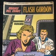 Cómics: COMIC - FLASH GORDON 108 - HEROES DEL COMIC - BURU LAN - 1973. Lote 272198998
