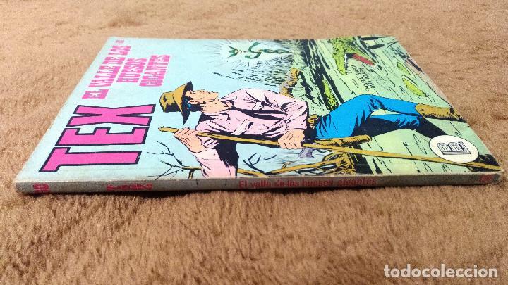 Cómics: TEX nº 44, 46, 49, 51, 54, 56, 57, 60, 61, 65 y 69 (Buru-Lan 1972/73) 11 novelas. - Foto 24 - 243128705