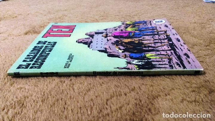 Cómics: TEX nº 44, 46, 49, 51, 54, 56, 57, 60, 61, 65 y 69 (Buru-Lan 1972/73) 11 novelas. - Foto 27 - 243128705