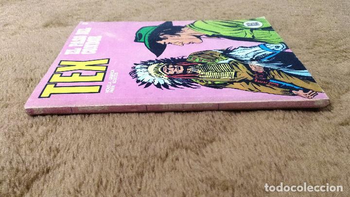 Cómics: TEX nº 44, 46, 49, 51, 54, 56, 57, 60, 61, 65 y 69 (Buru-Lan 1972/73) 11 novelas. - Foto 30 - 243128705