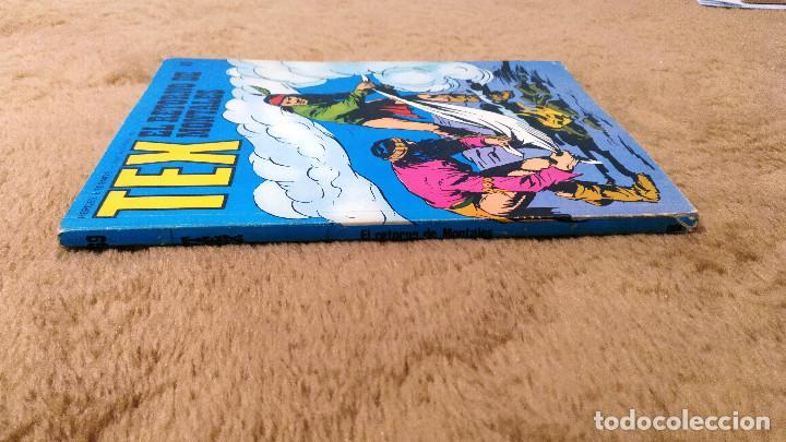 Cómics: TEX nº 44, 46, 49, 51, 54, 56, 57, 60, 61, 65 y 69 (Buru-Lan 1972/73) 11 novelas. - Foto 33 - 243128705