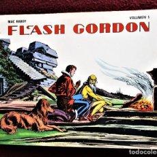 Cómics: FLASH GORDON. VOLUMEN 5. MAC RABOY. EDICIONES B.O, 1978 BIEN CONSERVADO. Lote 273165463