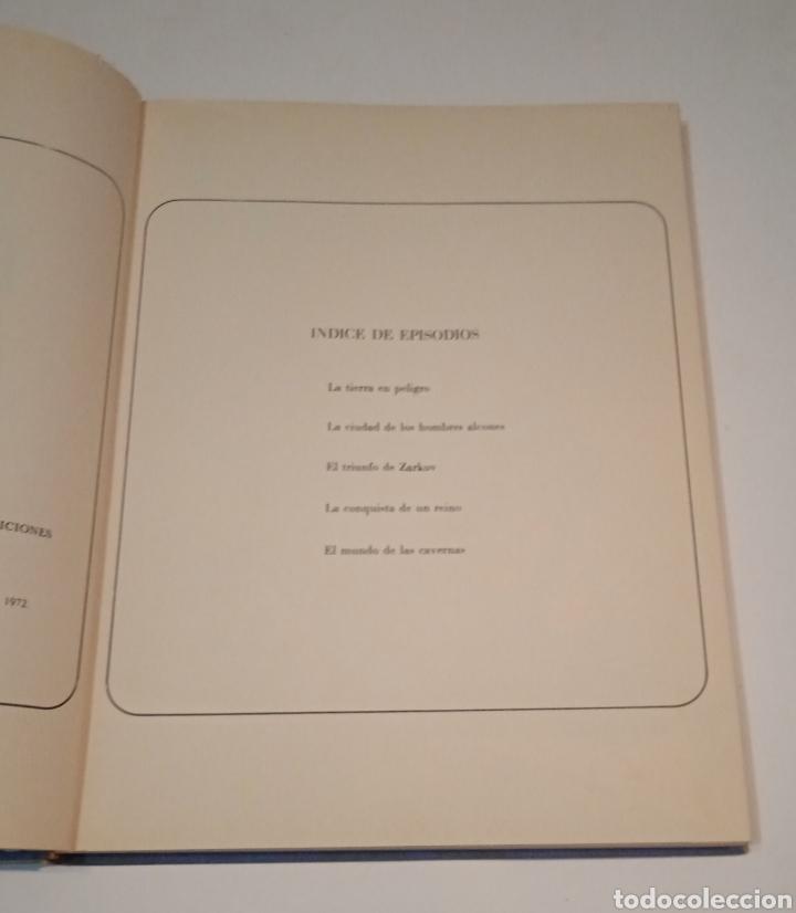 Cómics: FLASH GORDON EN EL PLANETA MONGO - TOMO 1 - HEROES DEL COMIC - BURU LAN EDICIONES 1972 - Foto 7 - 273399183