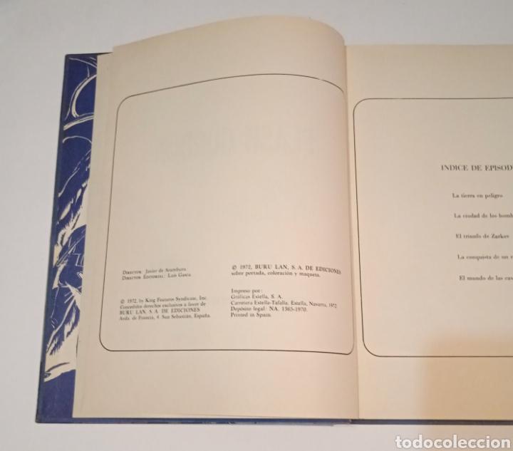 Cómics: FLASH GORDON EN EL PLANETA MONGO - TOMO 1 - HEROES DEL COMIC - BURU LAN EDICIONES 1972 - Foto 5 - 273399183