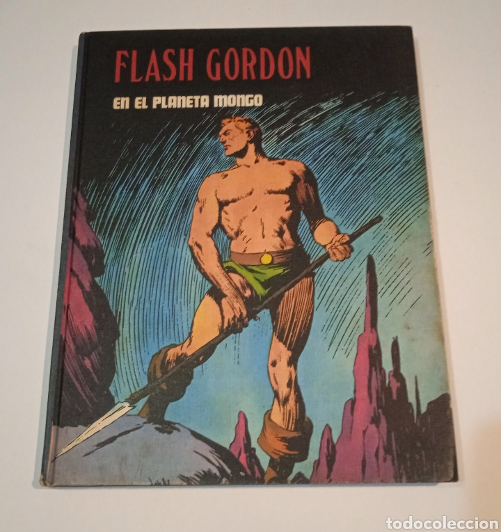 FLASH GORDON EN EL PLANETA MONGO - TOMO 1 - HEROES DEL COMIC - BURU LAN EDICIONES 1972 (Tebeos y Comics - Buru-Lan - Flash Gordon)