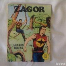 Cómics: ZAGOR BURU LAN NUMERO CINCO. Lote 144245758