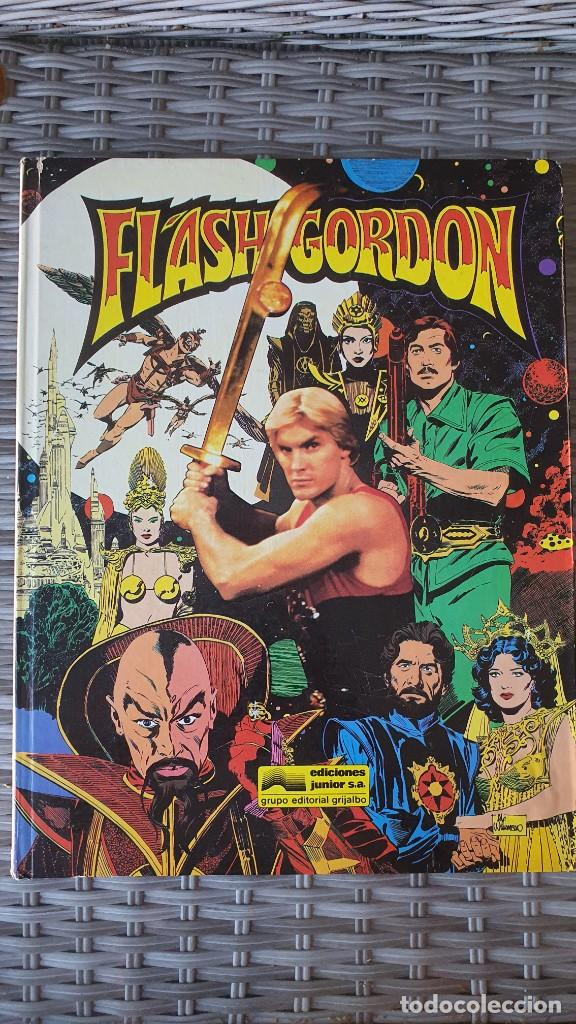 COMOCS FLASH GORDON (Tebeos y Comics - Buru-Lan - Flash Gordon)