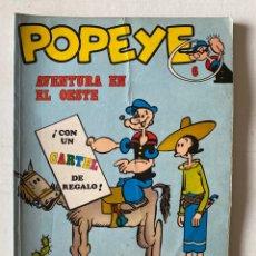 Cómics: POPEYE #6 - BURULAN - MIRAR FOTO. Lote 273905743