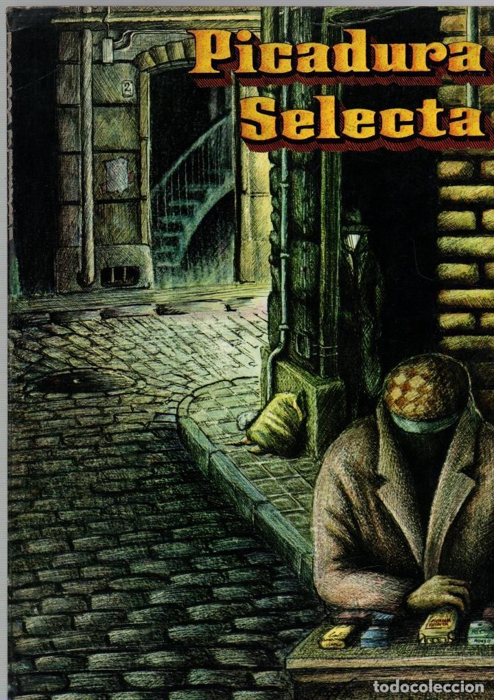 PICADURA SELECTA. INICIATIVAS EDITORIALES 1976 (Tebeos y Comics - Buru-Lan - Drácula)