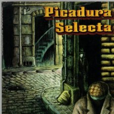 Comics: PICADURA SELECTA. INICIATIVAS EDITORIALES 1976. Lote 273926353