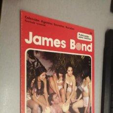 Cómics: JAMES BOND Nº 26 - AGENTES SECRETOS BURULAN / BURU LAN. Lote 274200983