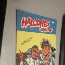 Cómics: HALCONES DE ACERO Nº 1 - HÉROES DEL CÓMIC / BURU LAN. Lote 274201518
