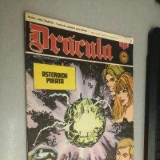Cómics: DRÁCULA Nº 2: ASTEROIDE PIRATA / BURU LAN. Lote 274202658