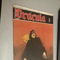 Cómics: DRÁCULA Nº 5 / BURU LAN 1971. Lote 274203398
