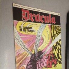 Cómics: DRÁCULA Nº 40 / BURU LAN 1971. Lote 274203553