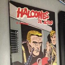 Cómics: HALCONES DE ACERO: EL SECUESTRO / BURULAN. Lote 274244898