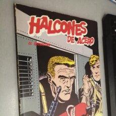 Cómics: HALCONES DE ACERO: EL SECUESTRO / BURULAN. Lote 274244948