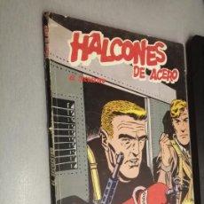 Cómics: HALCONES DE ACERO: EL SECUESTRO / BURULAN. Lote 274245053