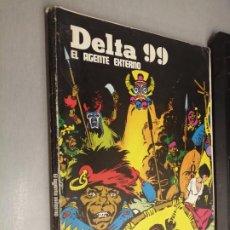 Comics: DELTA 99: EL AGENTE EXTERNO / BURULAN. Lote 274246343
