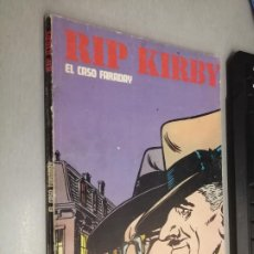 Cómics: RIP KIRBY: EL CASO FARADAY / BURULAN. Lote 274246903