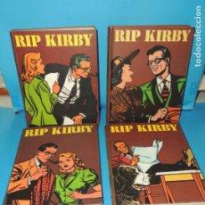 Cómics: RIP KIRBY. COMPLETO EN 4 TOMOS .- BURU LAN 1973. Lote 275020668