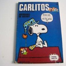 Cómics: BURU LAN CARLITOS 35. Lote 275133763