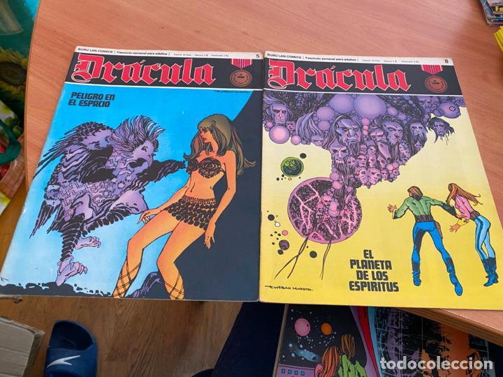 Cómics: DRACULA LOTE 23 EJEMPLARES (BURULAN) (COIB205) - Foto 2 - 275138943