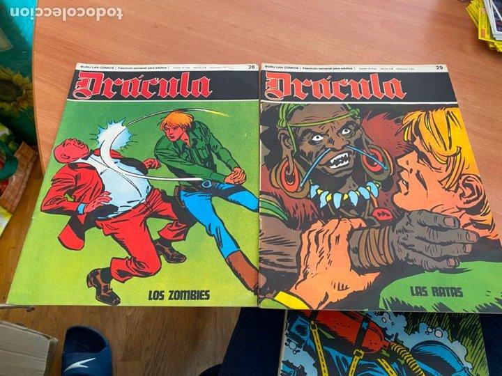 Cómics: DRACULA LOTE 23 EJEMPLARES (BURULAN) (COIB205) - Foto 7 - 275138943