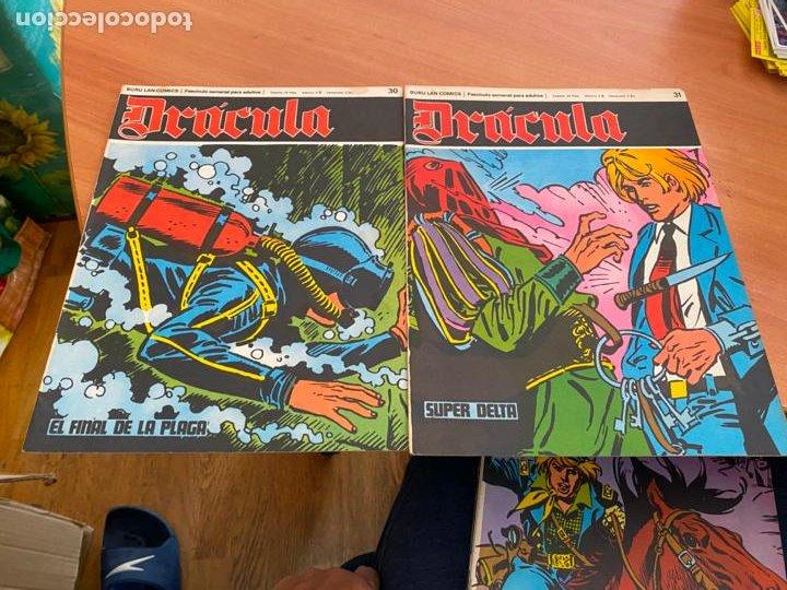 Cómics: DRACULA LOTE 23 EJEMPLARES (BURULAN) (COIB205) - Foto 8 - 275138943