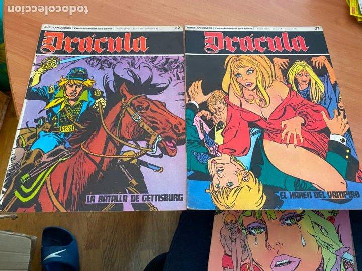Cómics: DRACULA LOTE 23 EJEMPLARES (BURULAN) (COIB205) - Foto 9 - 275138943
