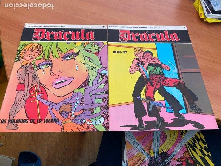 Cómics: DRACULA LOTE 23 EJEMPLARES (BURULAN) (COIB205) - Foto 10 - 275138943