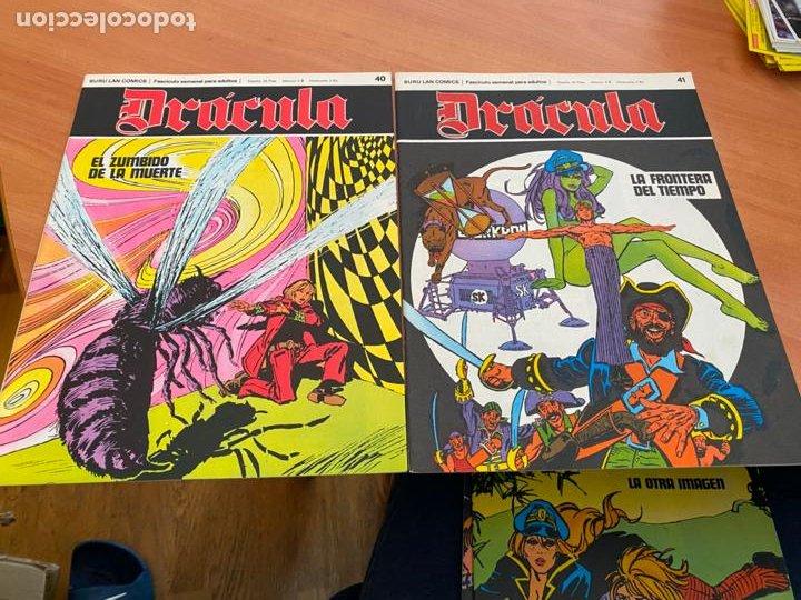 Cómics: DRACULA LOTE 23 EJEMPLARES (BURULAN) (COIB205) - Foto 11 - 275138943
