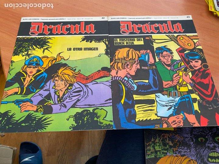 Cómics: DRACULA LOTE 23 EJEMPLARES (BURULAN) (COIB205) - Foto 12 - 275138943