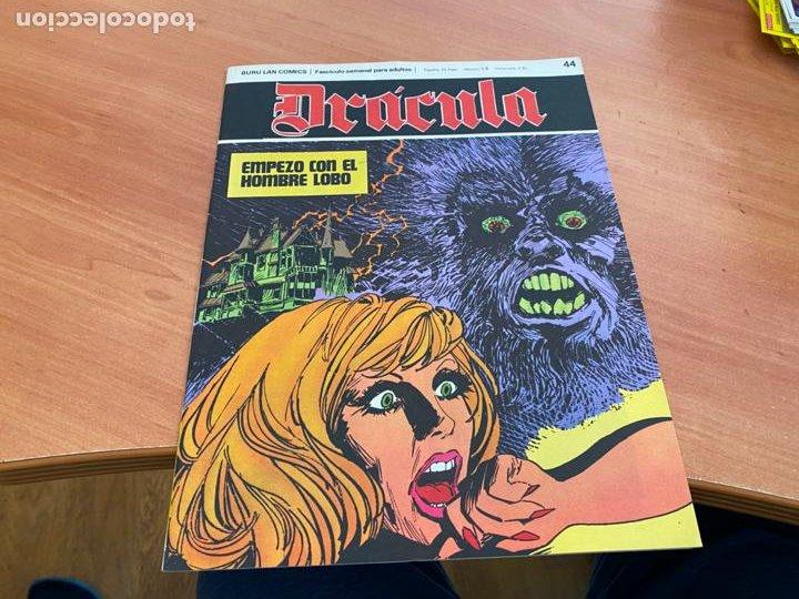 Cómics: DRACULA LOTE 23 EJEMPLARES (BURULAN) (COIB205) - Foto 13 - 275138943