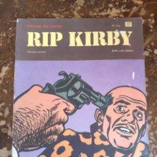 Cómics: HEROES DEL COMIC, RIP KIRBY N° 37 (BURU LAN COMICS). Lote 275244948