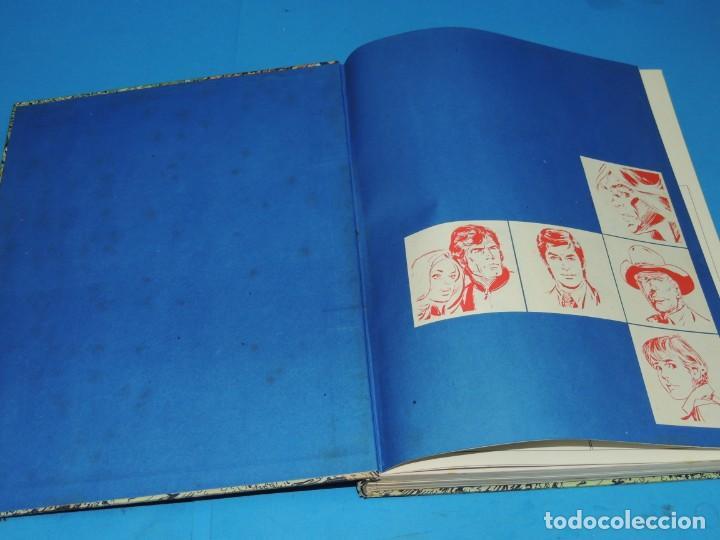 Cómics: RAHAN. 2 TOMOS COMPLETA . BURU LAN 1974 - Foto 4 - 275306883
